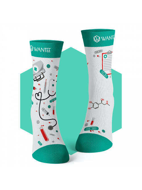 Socken Medical One Wantee