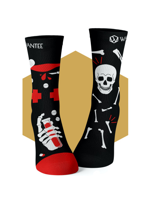 Socken Medical Rebel Wantee