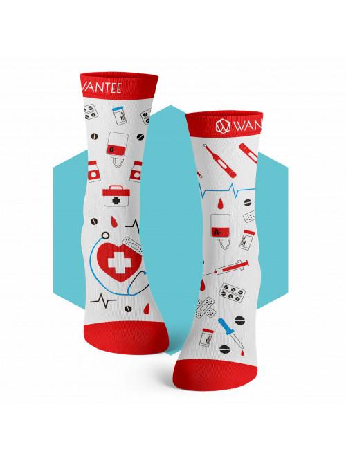 Socken Medical Y Wantee