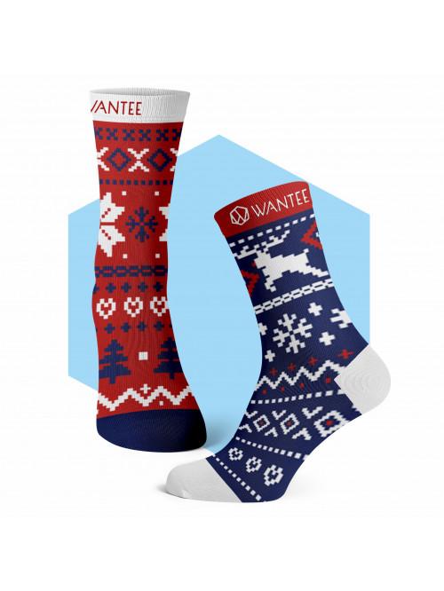Socken Nordic Wantee