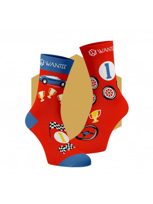 Socken Rennfahrer Wantee