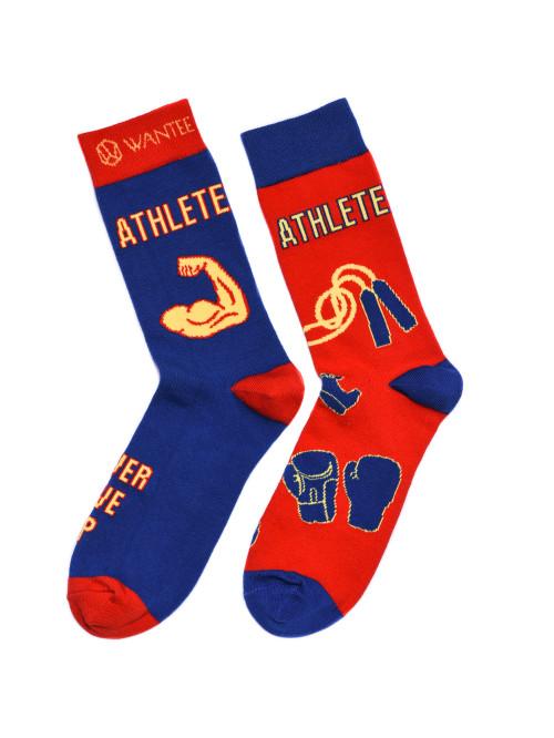 Socken Super Athlete Wantee