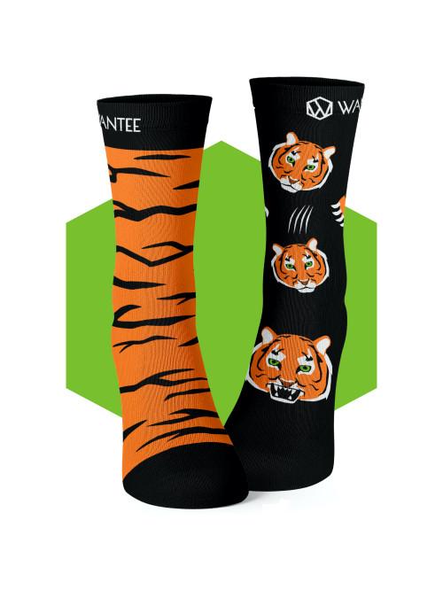 Socken Tiger Wantee