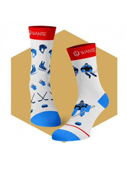 Socken Hockey Wantee
