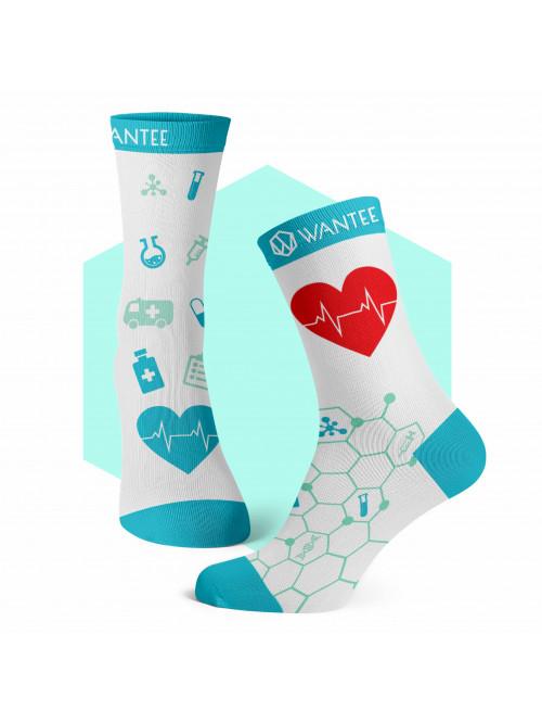 Socken Medical Two Wantee