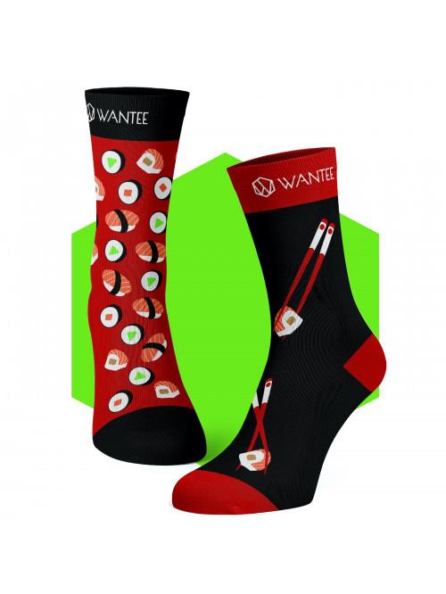 Socken Sushi Wantee