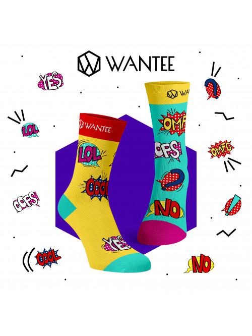 Socken Yes Or No Wantee